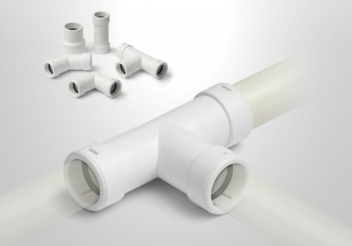 Accessori O-ring per tubo scarico condensa