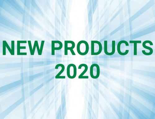 2020: new products available!