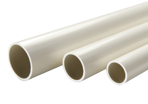 Rigid drain pipe