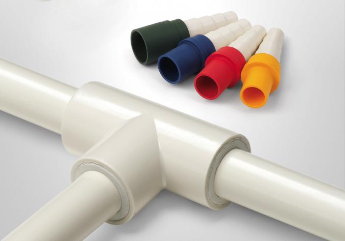 Tubo rigido scarico condensa e accessori
